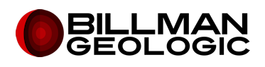 Billman Geologic logo