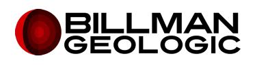 Billman Geologic logo